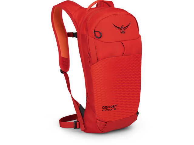 Osprey Kamber 16 Mochila Hombre, ripcord red